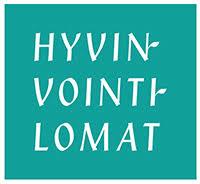 Hyvinvointilomat ry:n logo